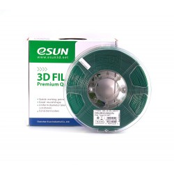 Esun 1.75 mm Yeşil ( Green ) ABS Plus Filament 1000Gr