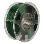 Esun 1.75 mm Yeşil ( Green ) PETG Filament 1000Gr