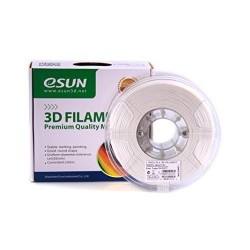 Esun 1.75 mm Beyaz ( White ) PLA Plus Filament 1000Gr