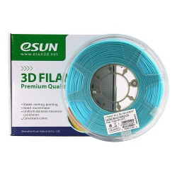 Esun 1.75 mm Açık Mavi ( Light Blue ) PLA Plus Filament 1000Gr