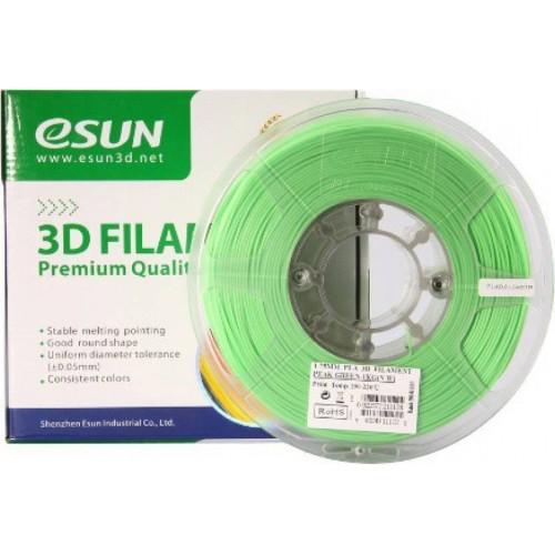 Esun 1.75 mm Açık Yeşil ( Peak Green ) PLA Plus Filament 1000Gr