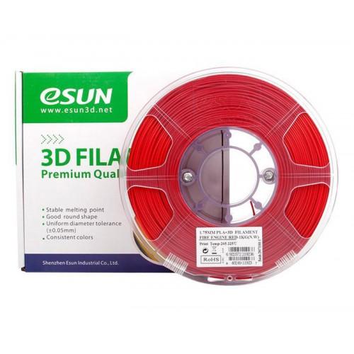 Esun 1.75 mm Kırmızı PLA Plus Filament 1000Gr