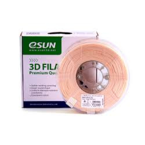 Esun 1.75 mm Ten rengi ( Skin ) PLA Plus Filament 1000Gr
