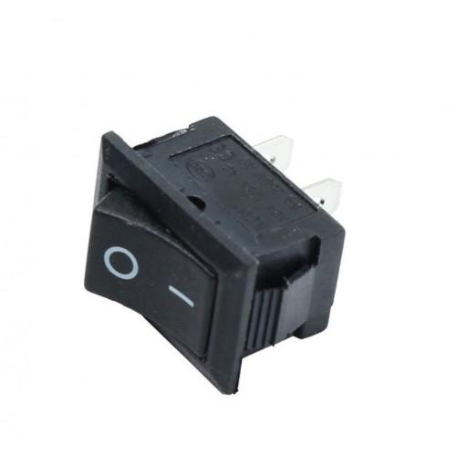 KCD1 2 Pin On - OFF Işıksız Anahtar