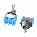Toggle Switch - 3 Pinli ON - OFF - ON