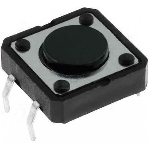 12X12 5MM Tact Switch ( Buton )