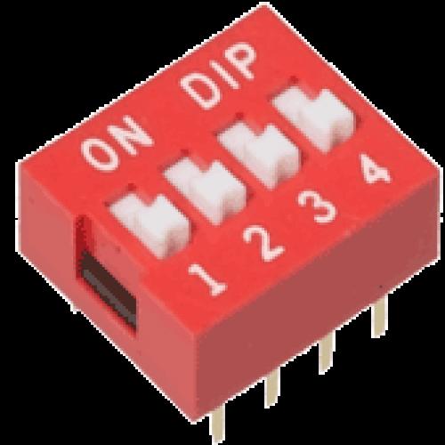 4 Pin Dip Switch