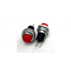 HDS-316 10mm Kırmızı Push Buton