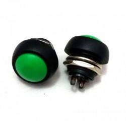 HDS-33 Yeşil Push Buton 12mm