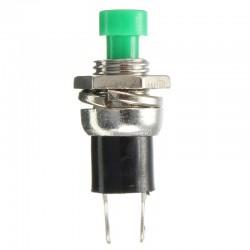 HDS-110 5mm Yeşil Push Buton