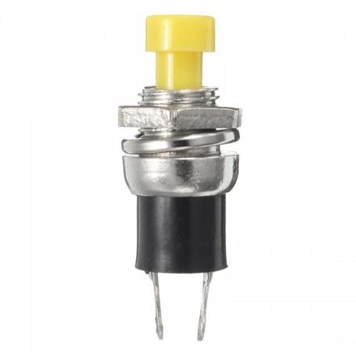 HDS-110 Sarı Push Buton