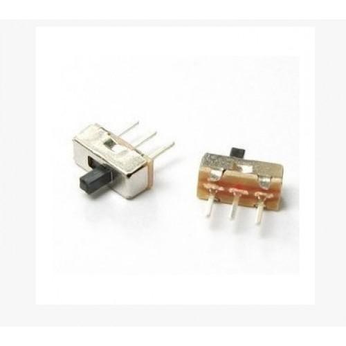 Sürgülü on / off switch 180° - Mini Slide Switch
