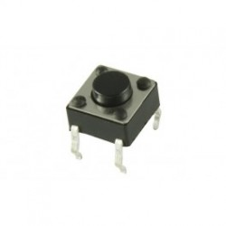 6X6 4.3MM Tact Switch ( Buton )