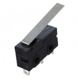 HD164 Mikro Switch Lehim Bacak