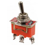3 Pin On-Off-Mom Toggle Switch HD154