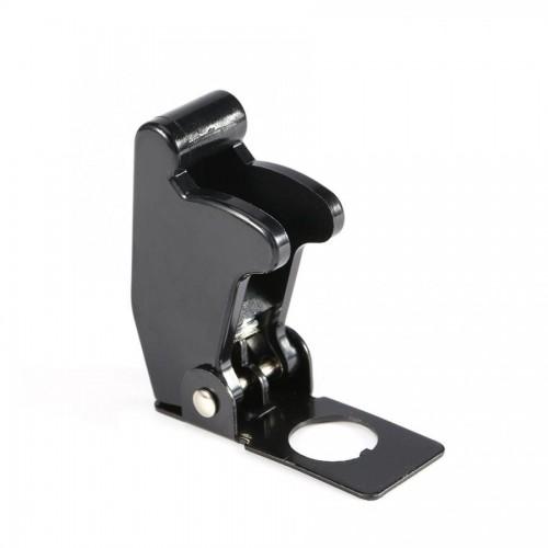 Toggle Switch Emniyet Kapağı HD-161B Siyah