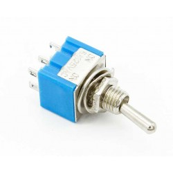 6 Pin On-Off-On Toggle Switch HD145