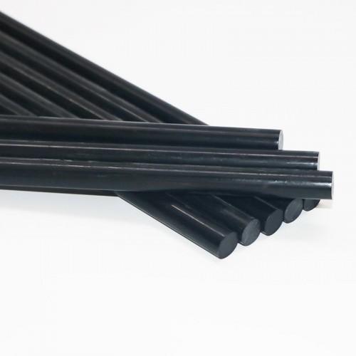 Siyah Silikon Çubuk Kalın