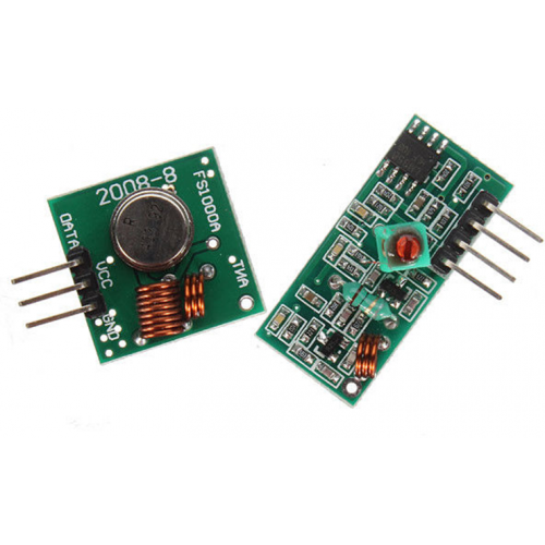 RF 433MHz Alıcı Verici Modül