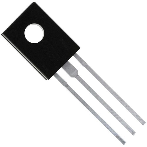BD136 ( Plastic Medium-Power Silicon PNP Transistors )