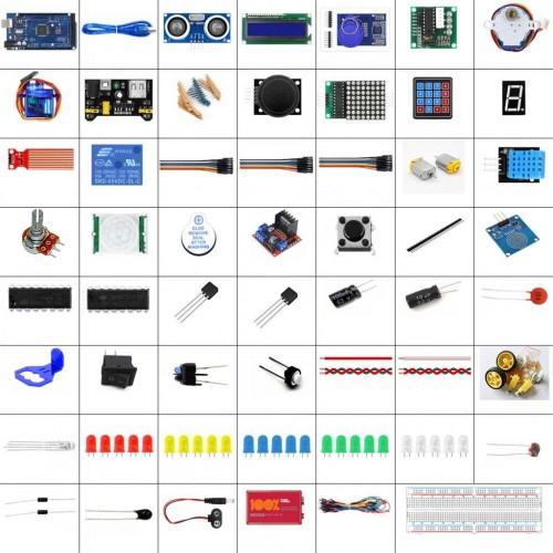 Arduino Mega Set 73 Parça 250 Adet
