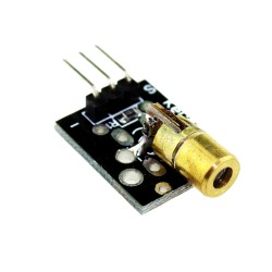 Arduino Lazer Modülü - 5 Volt Lazer