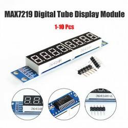 8 Dijit 7 segment MAX7219 Display Modülü