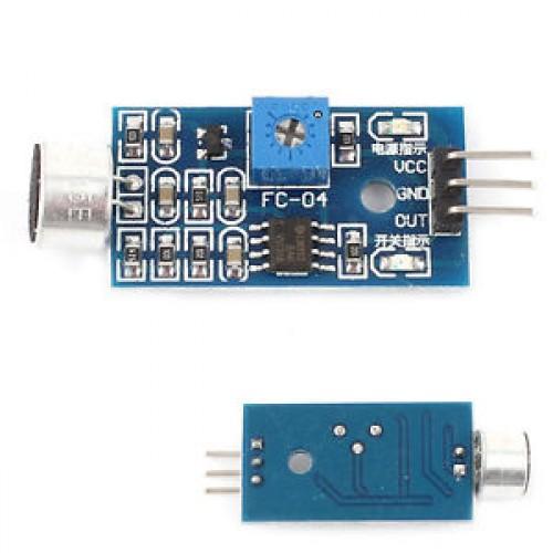 Arduino Ses Sensör Modülü