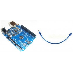 Arduino UNO R3 klon DCcduino ( CH 340 )