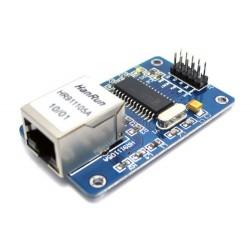ENC28J60 Ethernet Modülü