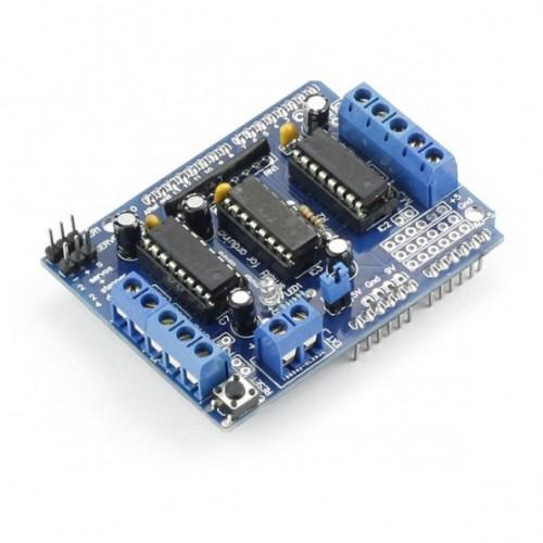 Arduino L293 Motor Sürücü Shield