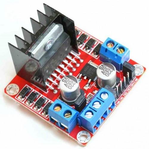 Arduino L298N Motor Sürücü Kartı