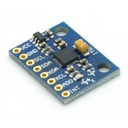 MPU6050 6 Eksen İvme Sensörü ve Gyro Sensörü GY521