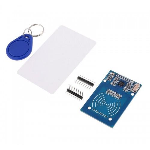 RFID RC522 NFC Modülü, Kart ve Anahtarlık