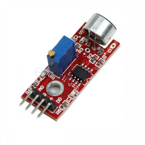 Ses Sensör Modülü 4Pin