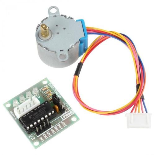 Arduino Step Motor ve Sürücü Kartı