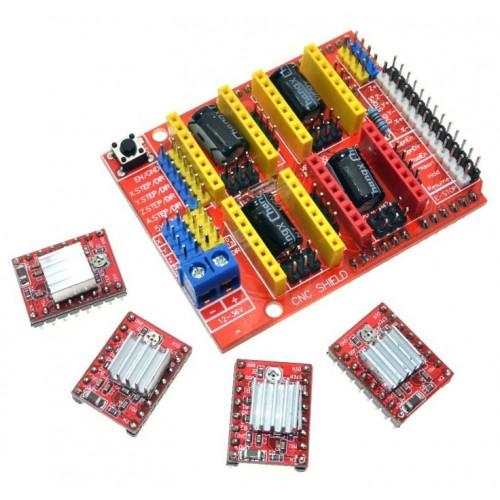 Arduino Uno Cnc Kit