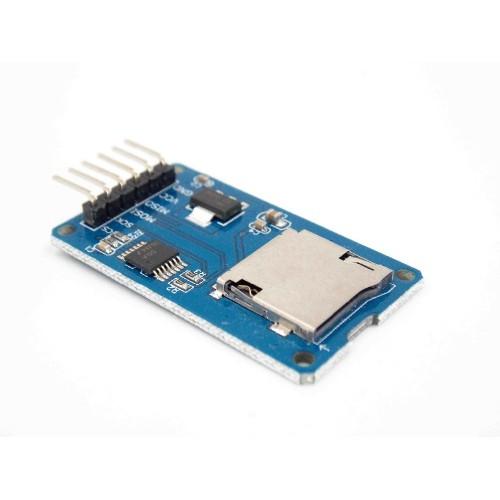 Arduino MicroSD Kart modülü