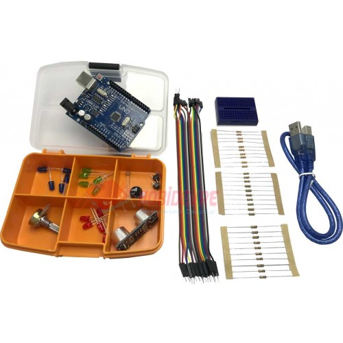 Arduino Başlangıç Seti -Kodlama öğreniyorum başlangıç