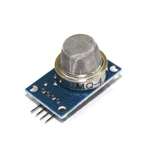 Arduino MQ4 Gaz Sensör modülü