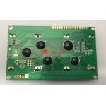 4X20 Karakter Lcd Display Yeşil