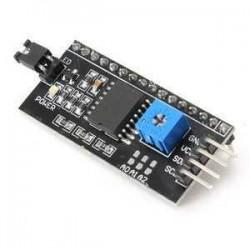 LCD I2C Modülü ( LCD seri haberleşme dönüştürme kartı )