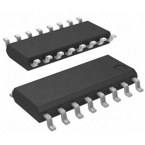 74HC595  Shift Register SOIC 16 Pins