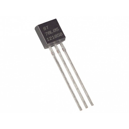LM78L05 - 3-Terminal Positive Regulators