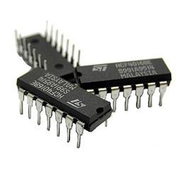 74HC00 - quad 2-input NAND gate
