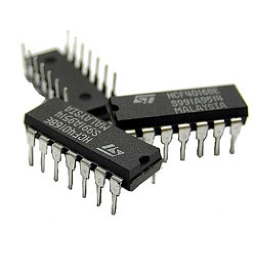 74HC32 - ( quad 2-input OR gate )