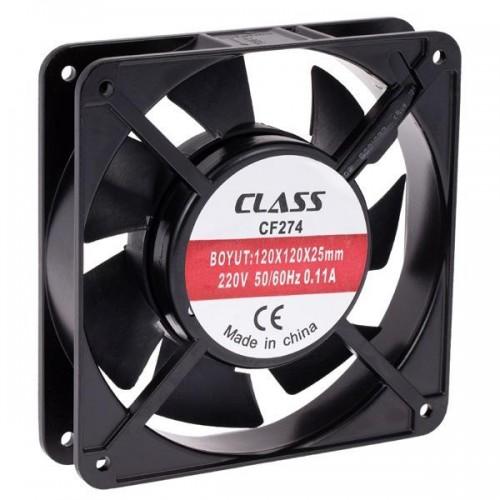 120x120x25 AC 220 Volt Fan