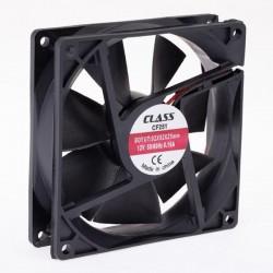 90x90x25 DC 12 Volt Fan