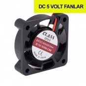 DC 5 Volt Fanlar (1)