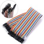 Dupont kablo - 3 set 20 cm 40 pin Erkek - Erkek Dişi - Dişi Dişi - Erkek